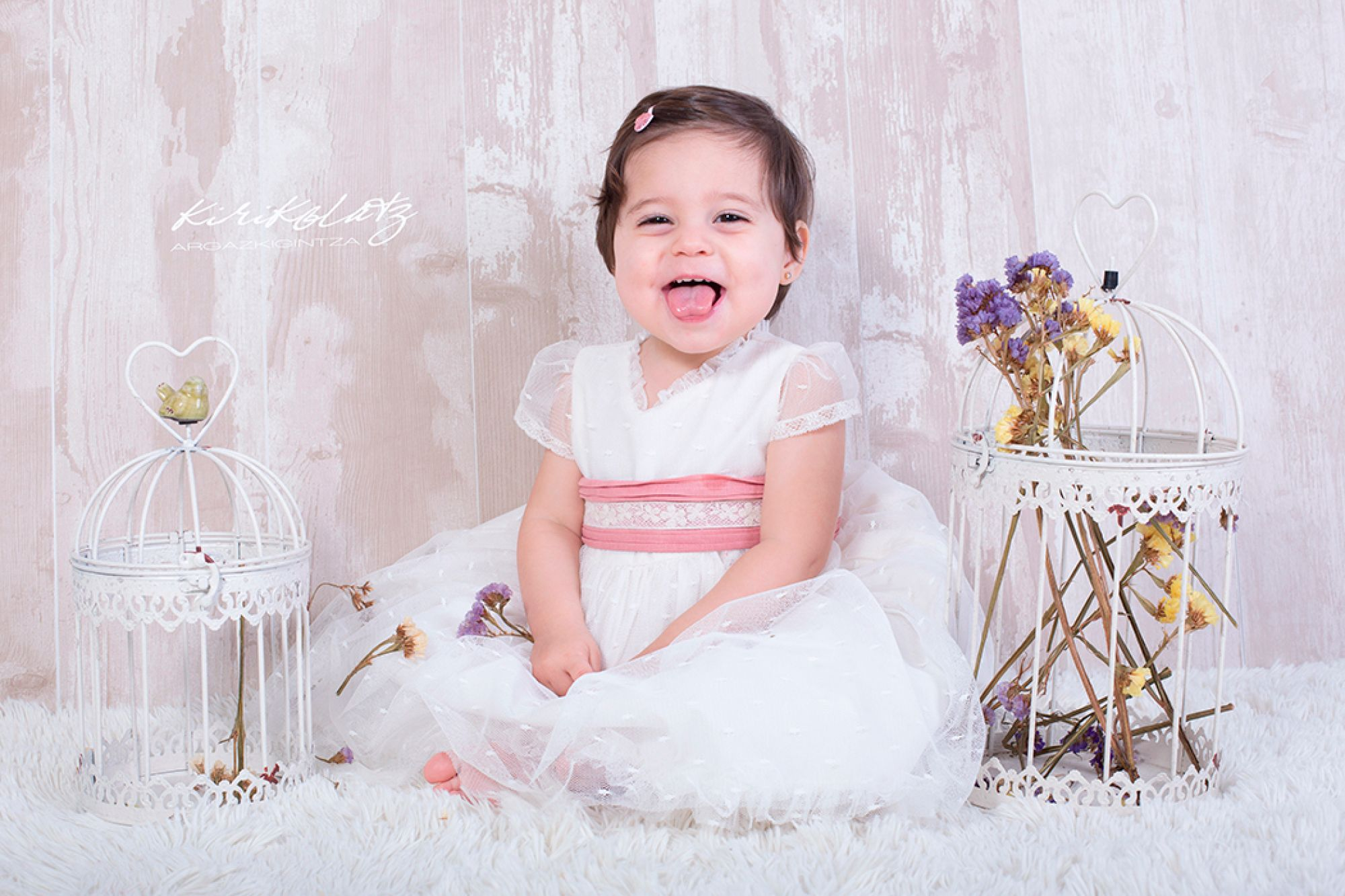 Álbum fotos de bebés