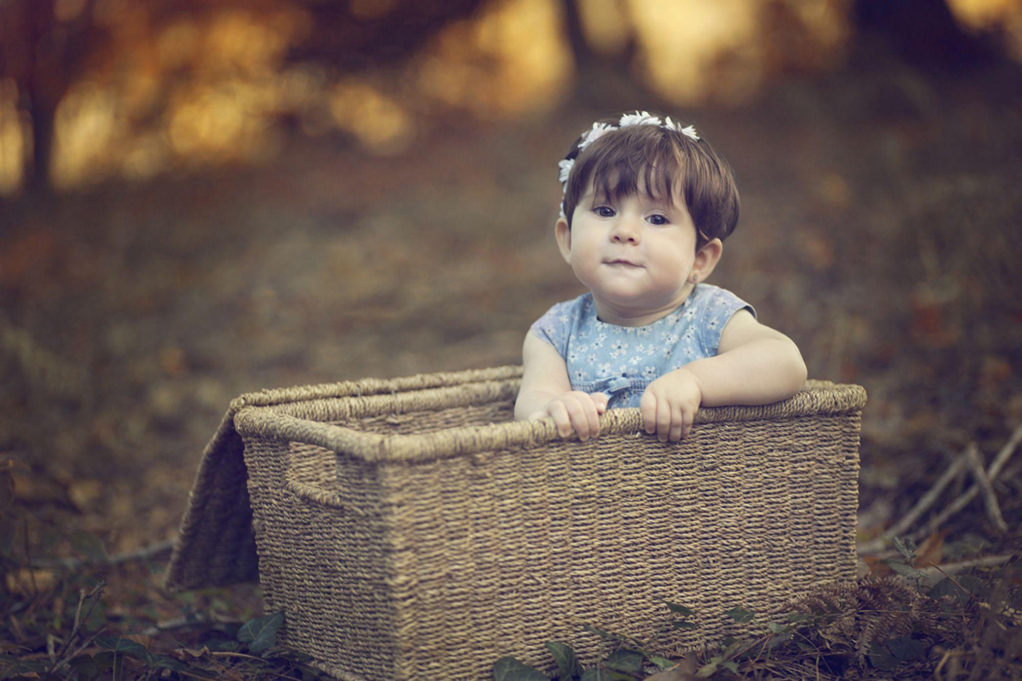 Fotógrafa Bebés