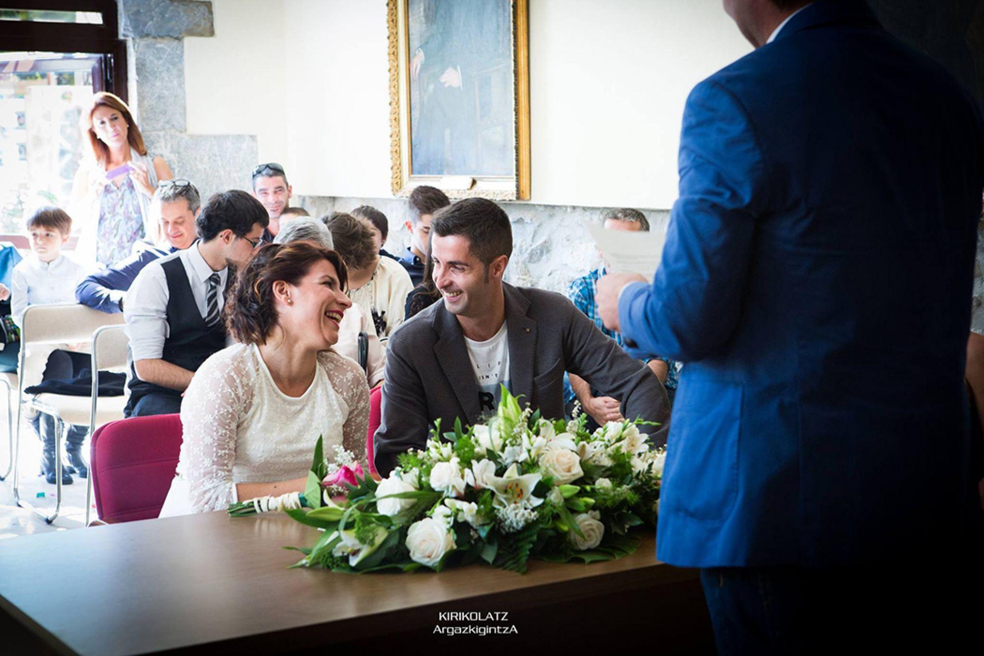 Fotógrafa de bodas Bilbao (Bizkaia)