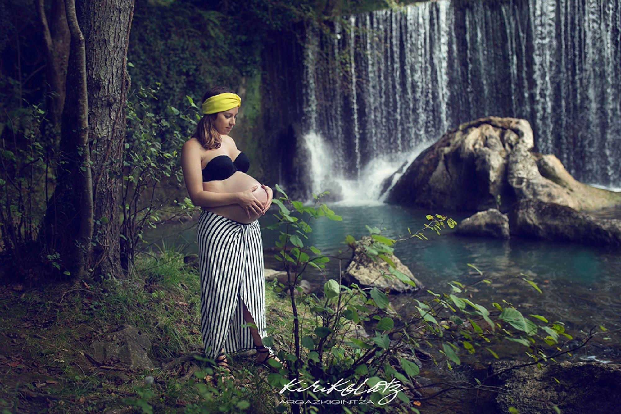 Embarazada Fotos Familiares Urdaibai