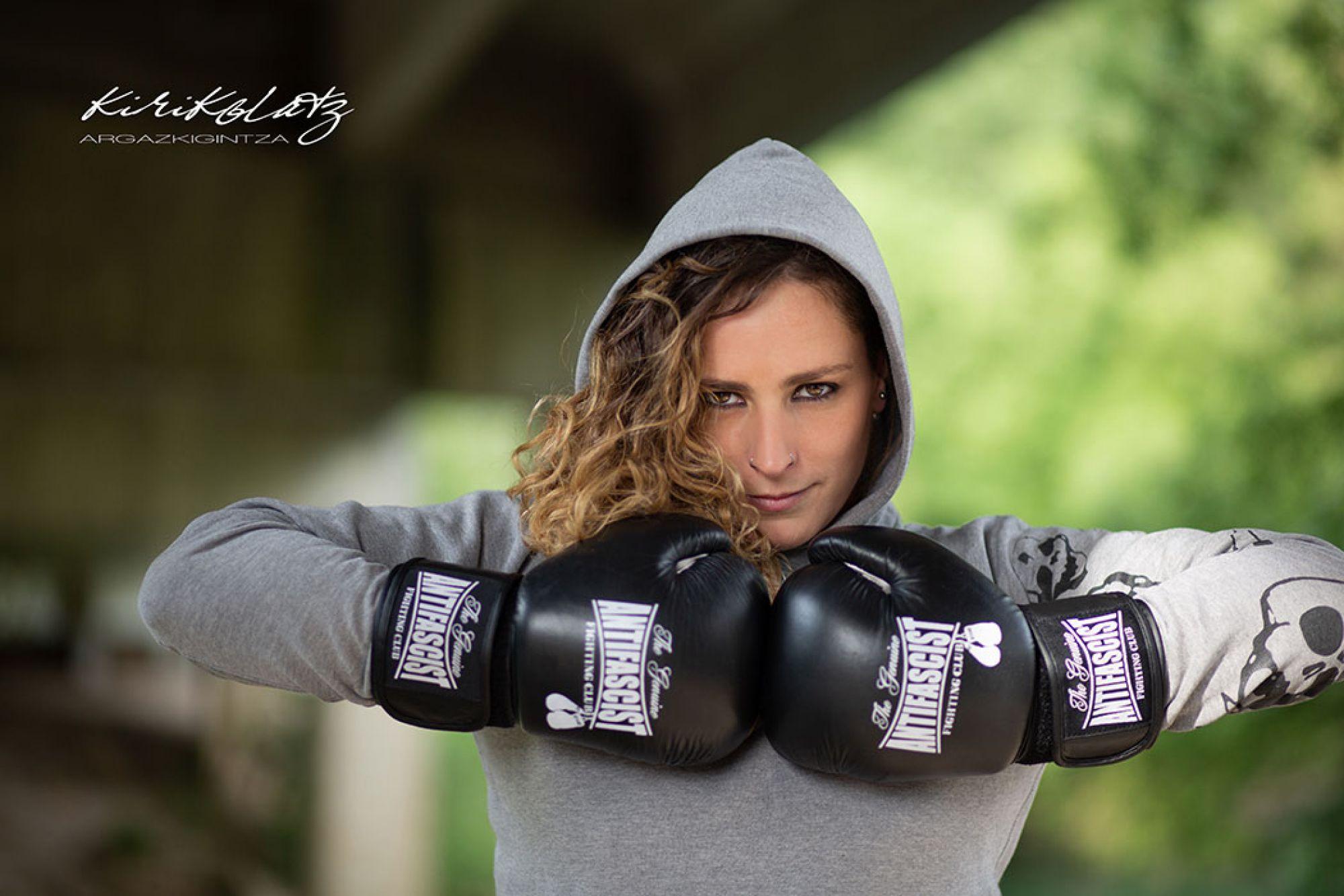 Fotobook Boxing Girl Fotos Exteriores Miren