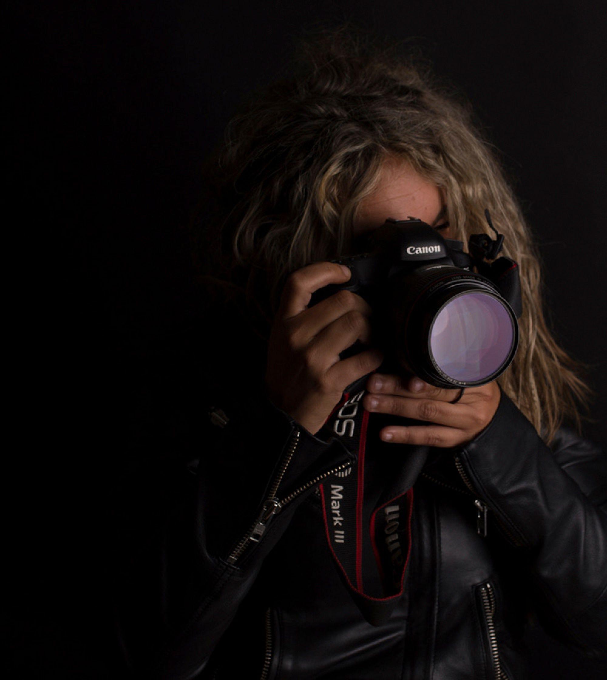 Fotógrafa en Bermeo - Bizkaia - Urdaibai