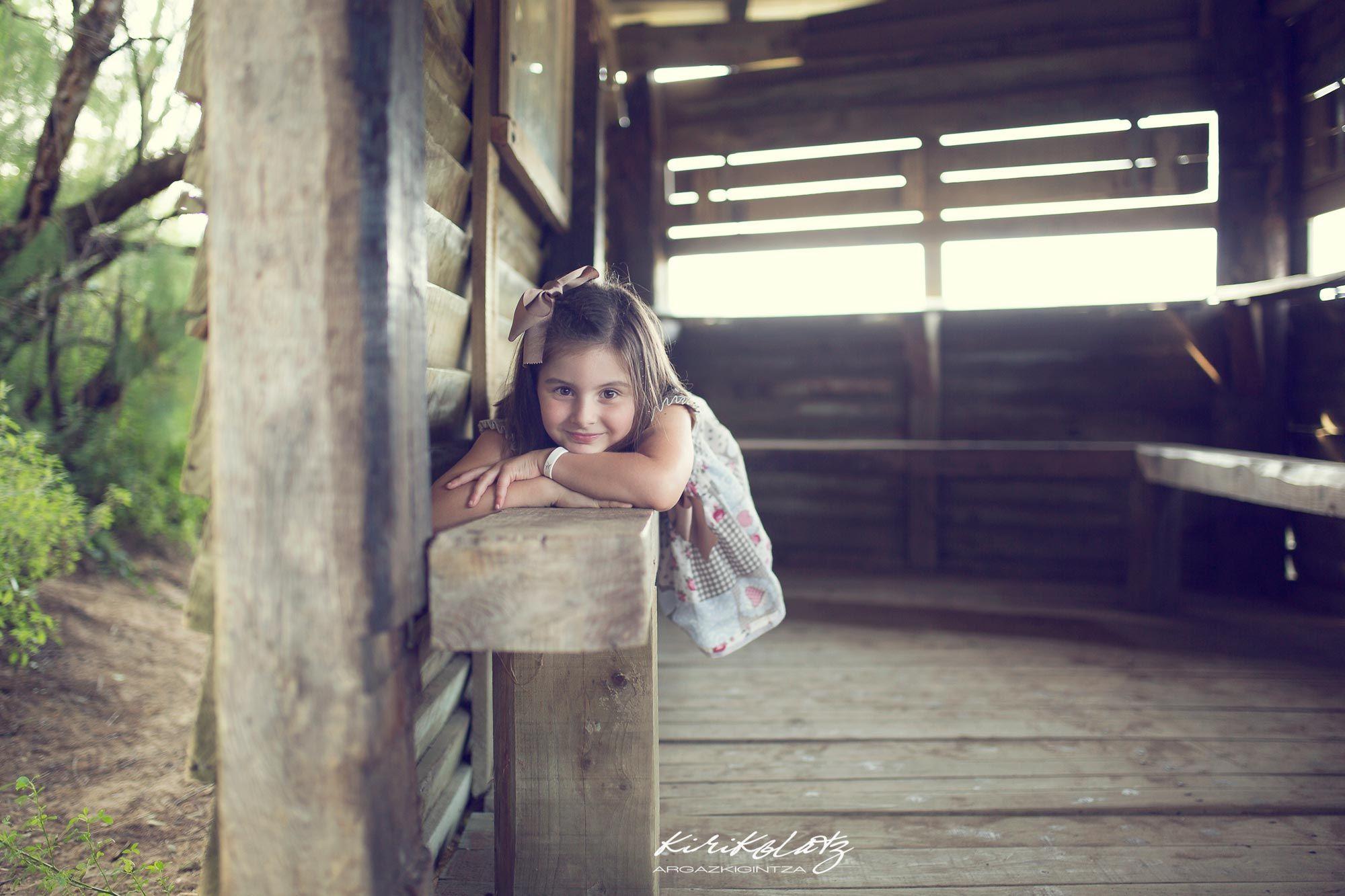 Fotografa Bizkaia Infantil