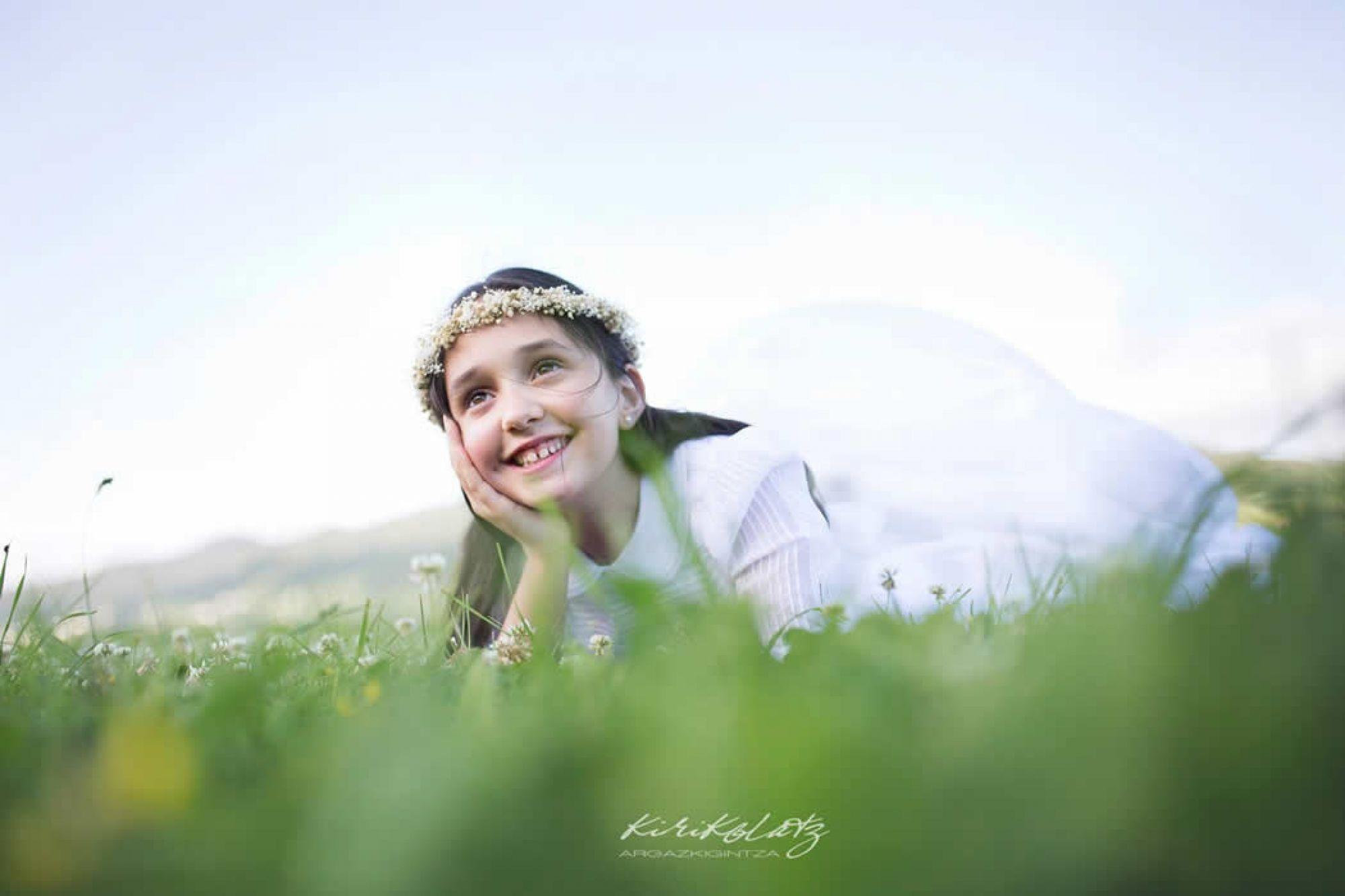 Fotógrafa comuniones Bizkaia