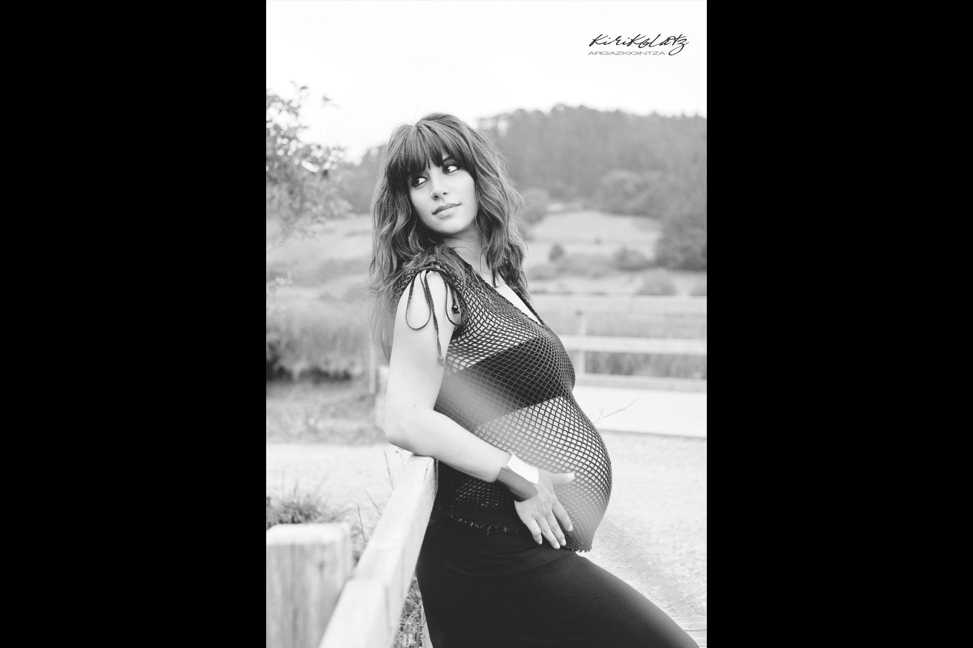 Fotografa Embarazadas Bermeo Kirikolatz