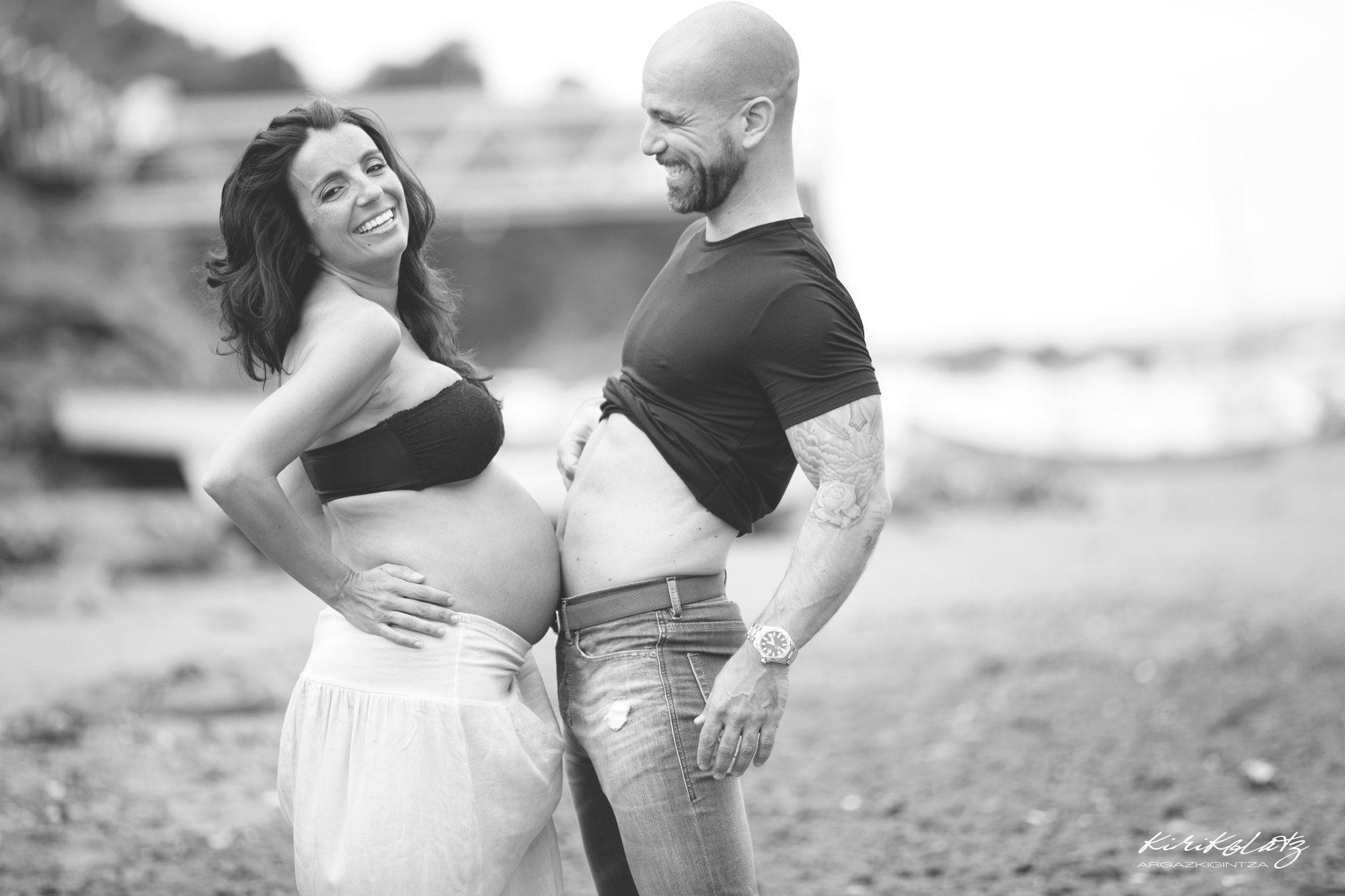 Fotografa Embarazadas Urdaibai Sukarrieta