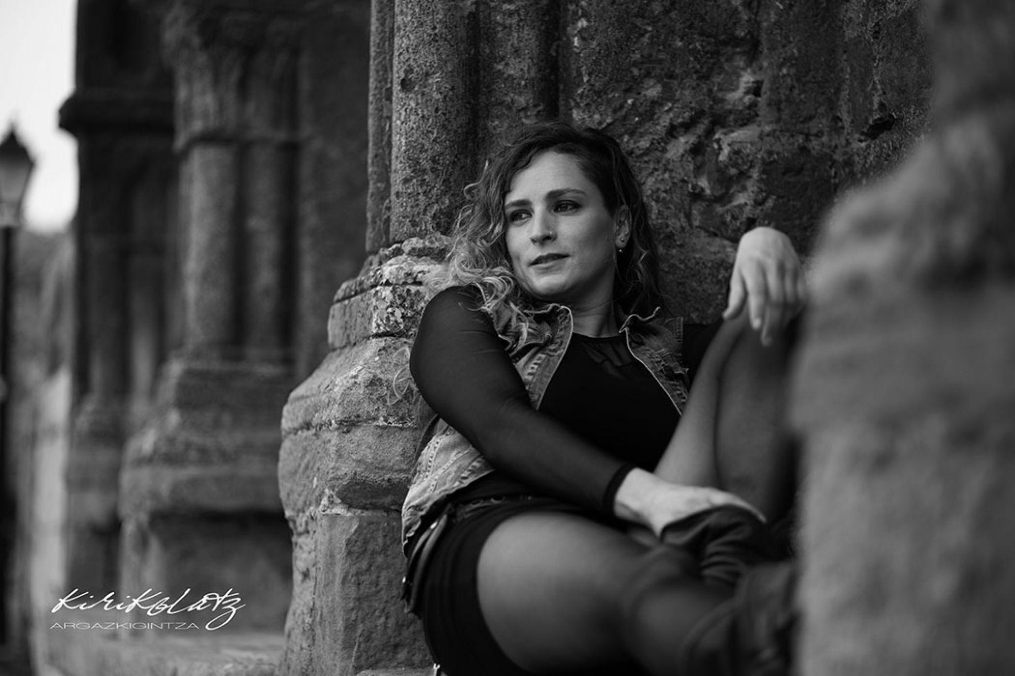 Fotografa En Exteriores Kirikolatz Miren