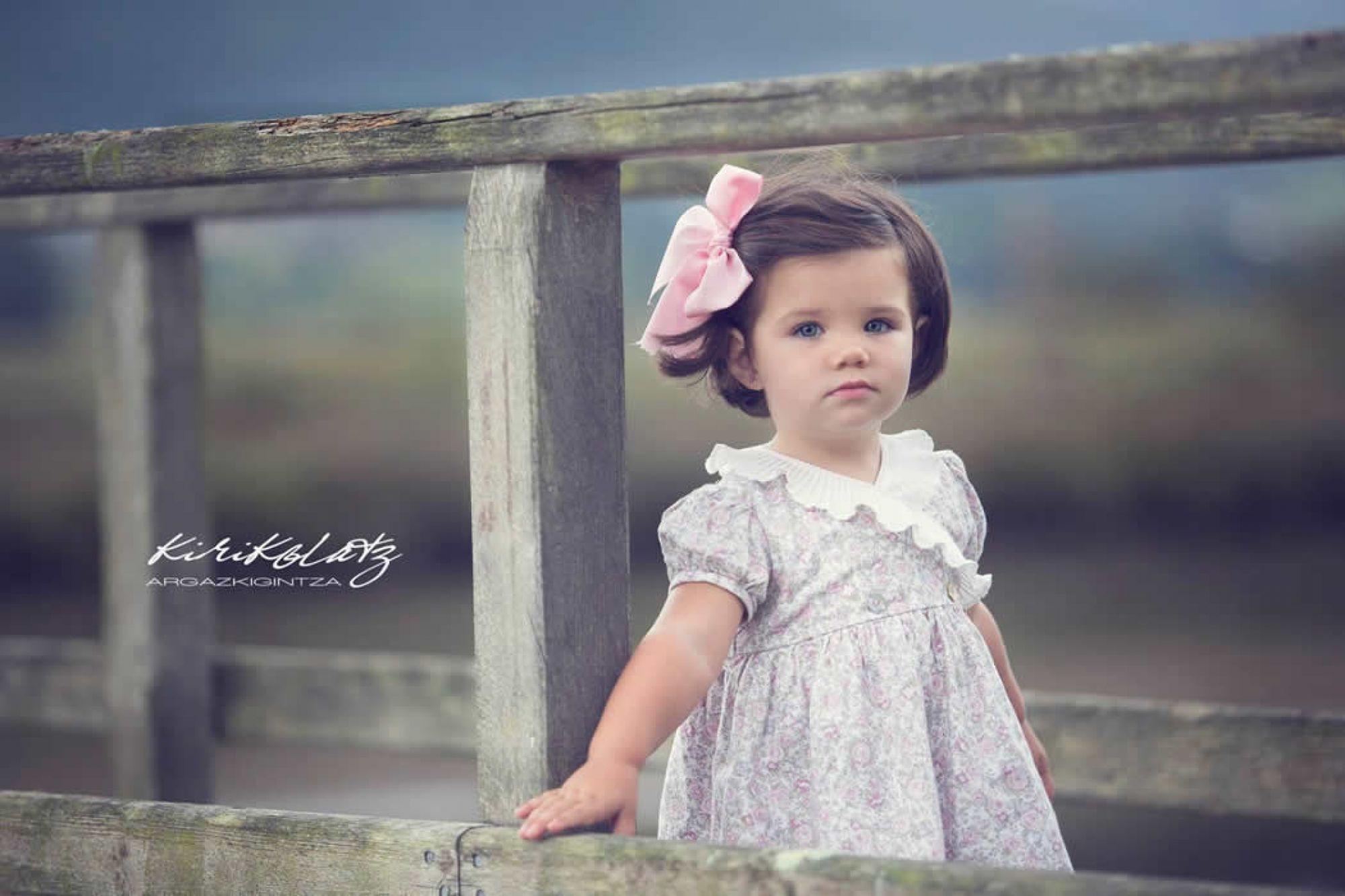 Fotógrafa niños