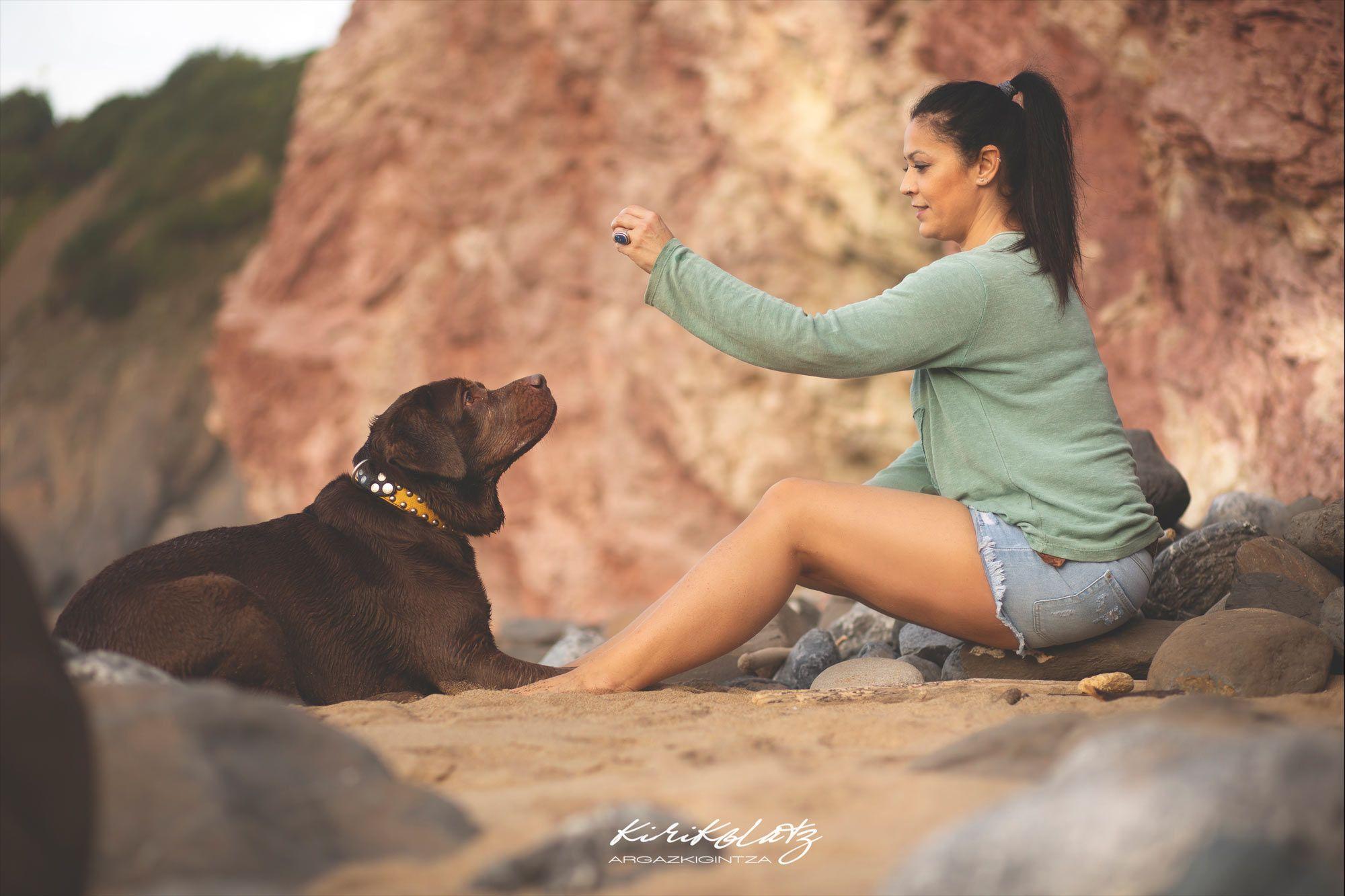 Fotografia Exteriores Mascotas Bakio