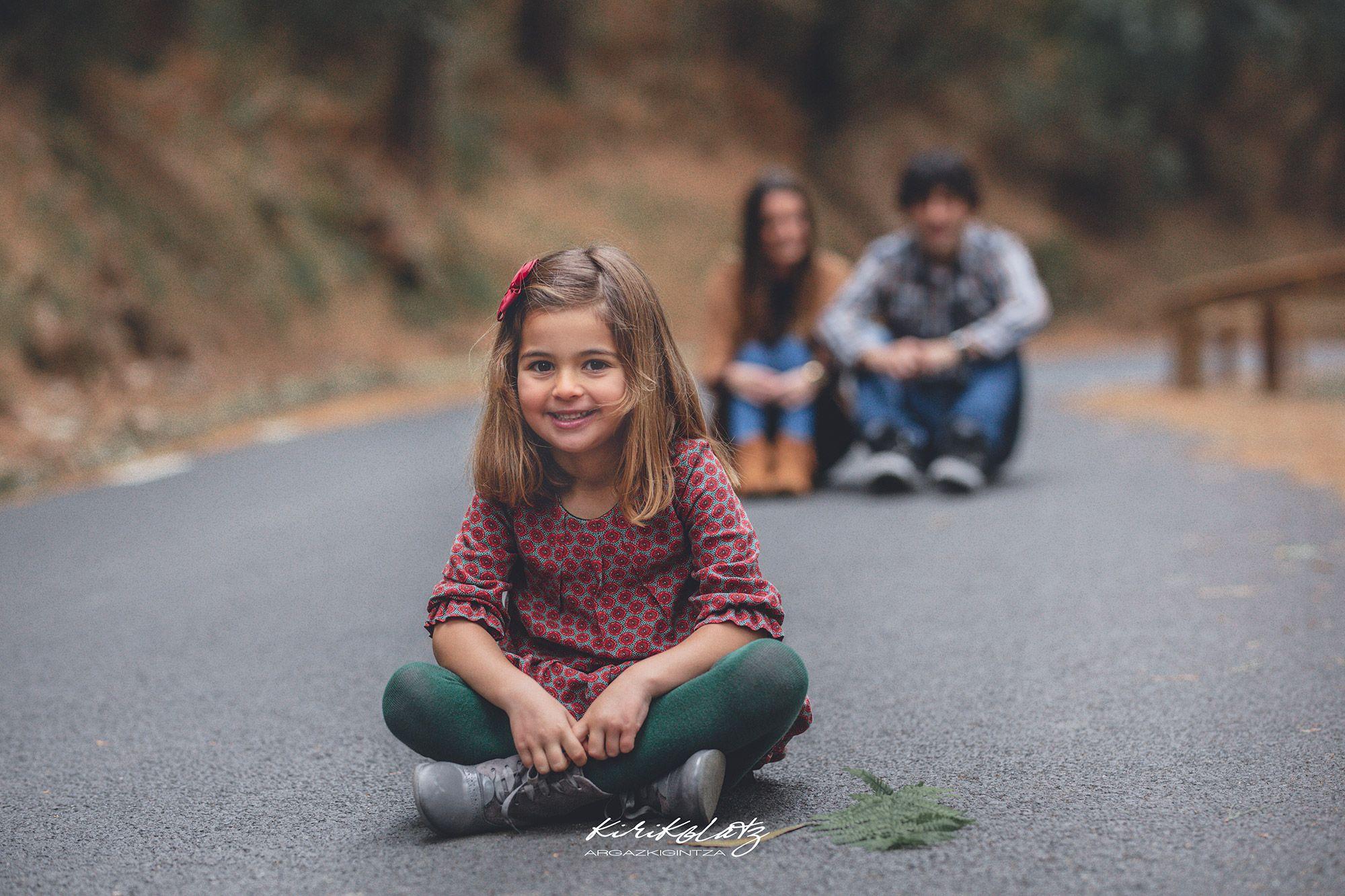 Fotografia Infantil Familias Fotos Bizkaia Naturaleza Kirikolatz Fotografos
