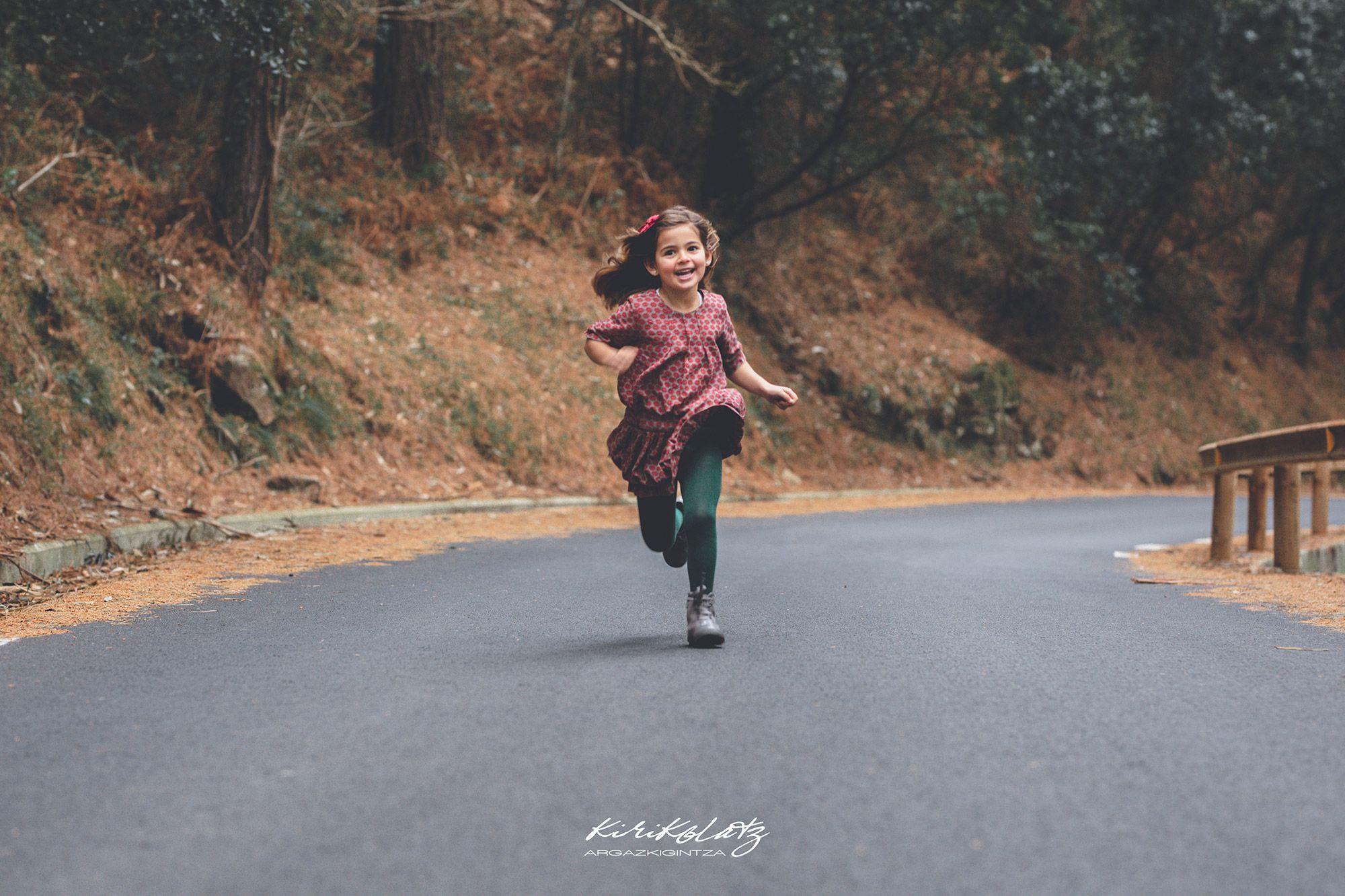 Fotografia Infantil Sesiones Familiares Bizkaia Naturaleza