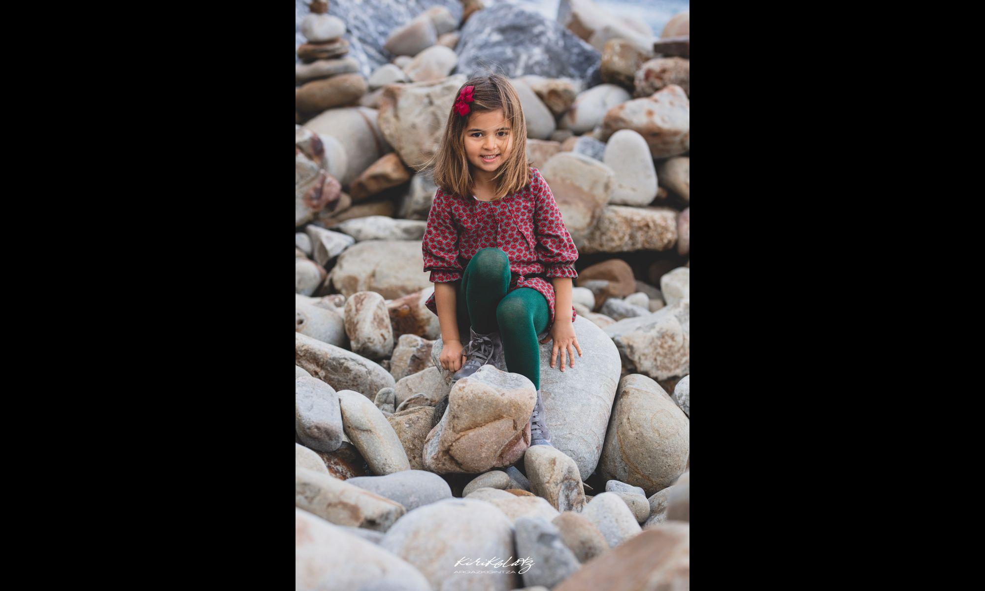 Fotografia Infantil Sesiones Familiares Retratos Bizkaia Arribolas
