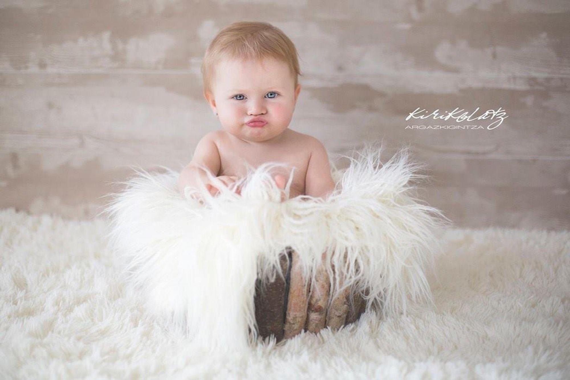 Fotos De Bebe Iraia