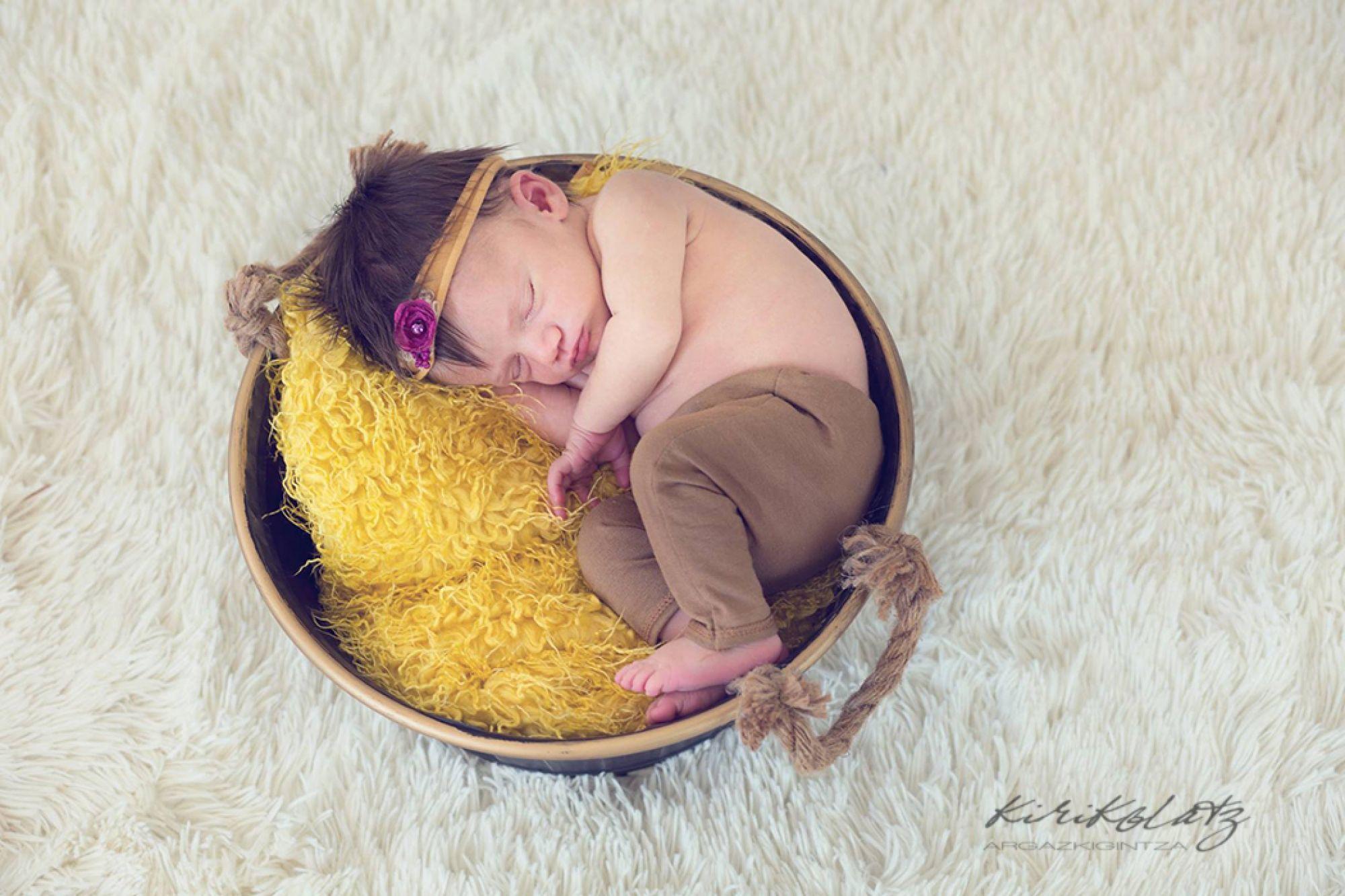 Recién nacidos fotógrafa