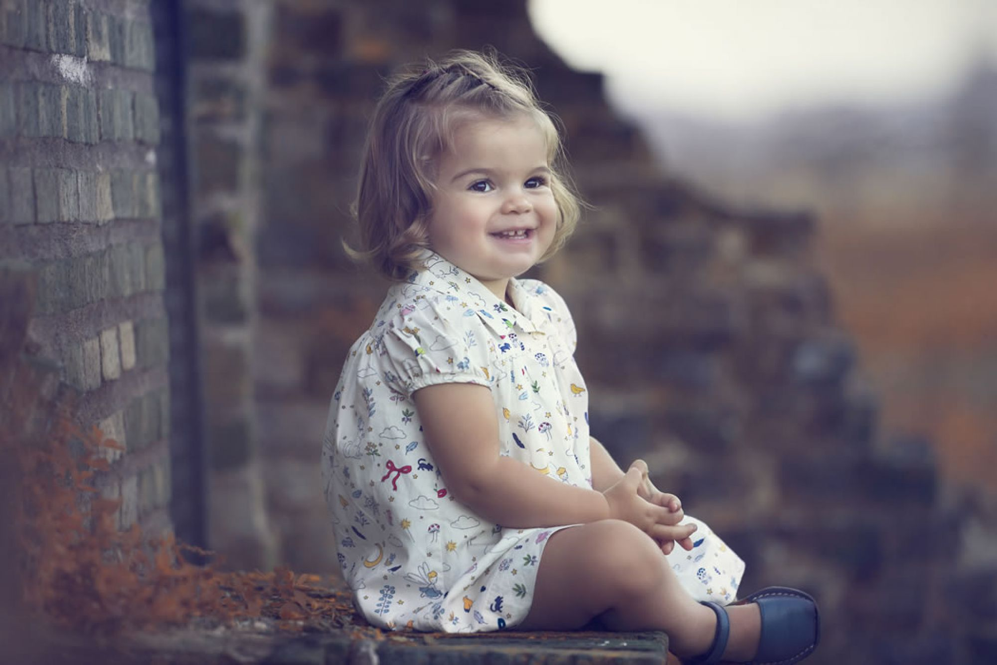 Reportaje fotos niños Bizkaia