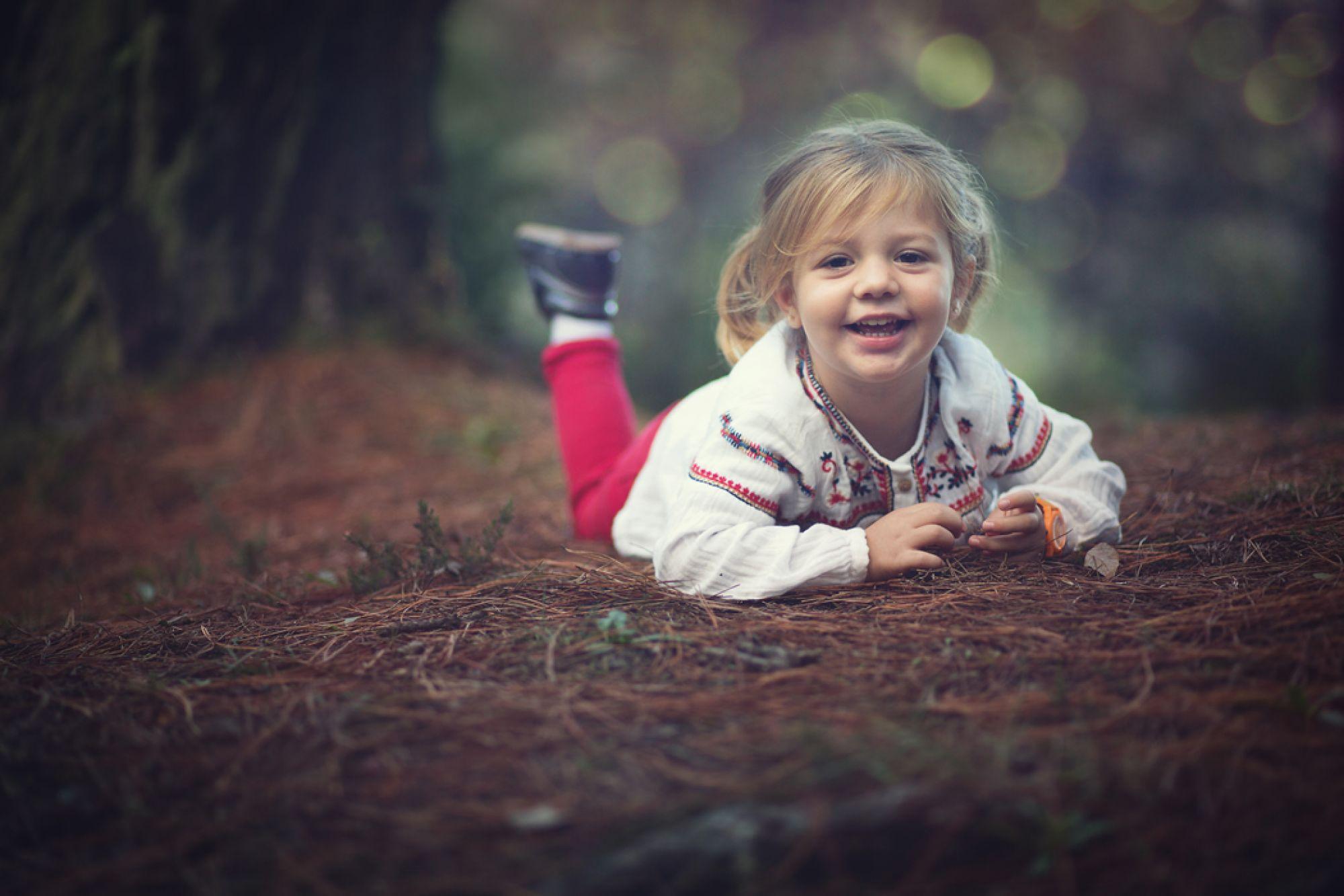 Sesión fotos de niños